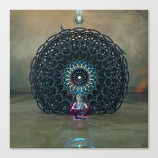 Deep Resonance Canvas Print