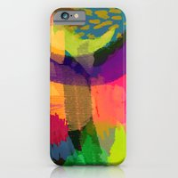iPhone & iPod Case featuring FRUITS by Rebecca Allen