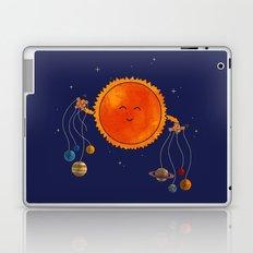 Plantary Puppeteering  Laptop & iPad Skin