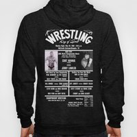 #13B Memphis Wrestling Window Card Hoody