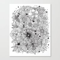 MOSTLY HARMLESS Canvas Print