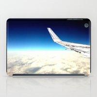 paper plane. iPad Case