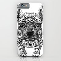Frenchie iPhone 6 Slim Case