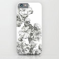 Flower Study Slim Case iPhone 6s