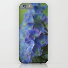 Purple Hydrangea iPhone 6 Slim Case