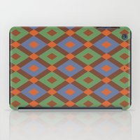 Not Your Mother's Wallpaper iPad Case