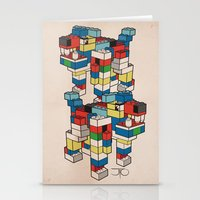 Block Hound Stationery Cards