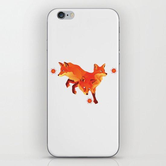 Keep the Fire iPhone & iPod Skin
