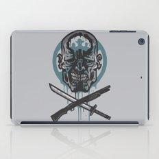 Dead Men Walking iPad Case