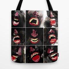 9 gritos Tote Bag