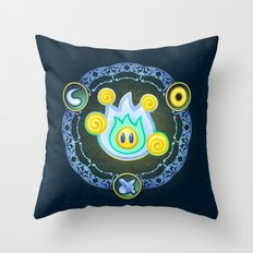 Lumina Wisp Throw Pillow