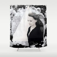 Dreamy Girl Shower Curtain