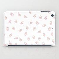 Cupcakes Pattern iPad Case