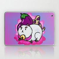 A Chubby Puppycat Laptop & iPad Skin