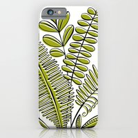 Fern Study iPhone 6 Slim Case