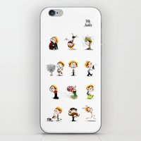 It's Hiddles O'Clock iPhone & iPod Skin