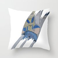 Wolverine  Throw Pillow
