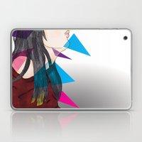 Nube Mente Corazon Laptop & iPad Skin
