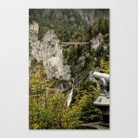 Marienbrücke Canvas Print