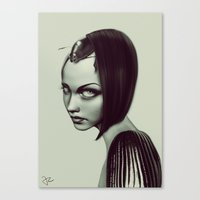 Insection Canvas Print