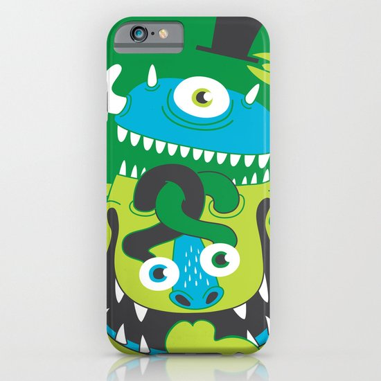 Mister Greene iPhone & iPod Case