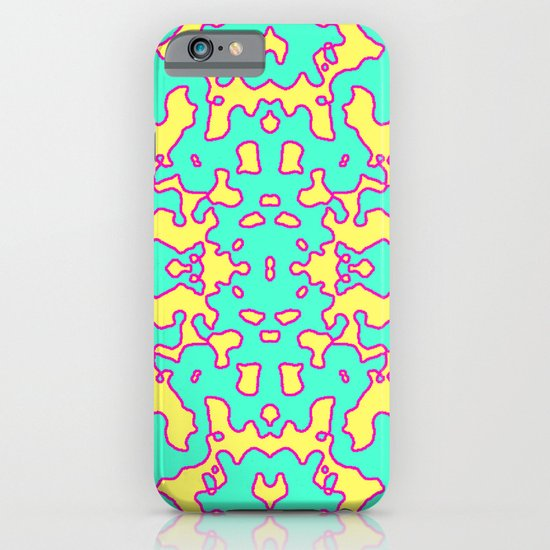 Electric Pattern iPhone & iPod Case