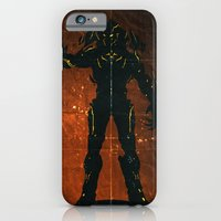iPhone & iPod Case featuring Halo 4 - The Didact by bionicman31