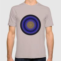 Fleuron Composition No. 123 Mens Fitted Tee Cinder SMALL