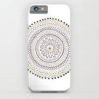 Mandala Smile A iPhone 6 Slim Case