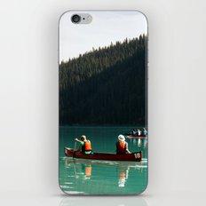 Lake Canoe iPhone & iPod Skin