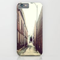 iPhone & iPod Case featuring Diagonal Alley by Sir Harvey Fitz