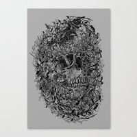 Salvation Canvas Print