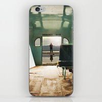 Emergency Door iPhone & iPod Skin