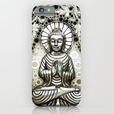 Silver Buddha iPhone 6s Slim Case