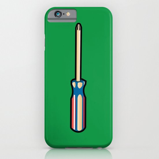 Sonic Screwdriver iPhone & iPod Case