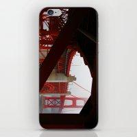 San Francisco Golden Gat… iPhone & iPod Skin