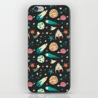 Science Fiction Wrapping… iPhone & iPod Skin
