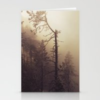 Sunrise Frost and Fog Stationery Cards
