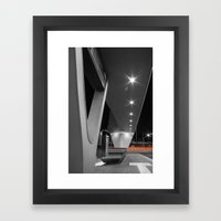 Waiting # 2 Framed Art Print