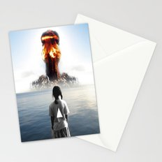 Nuke My Home Stationery Cards
