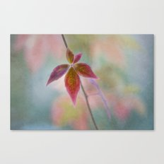 Solitair Canvas Print