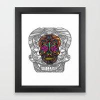 Muerto#2 Framed Art Print