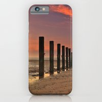 iPhone & iPod Case featuring Ardeer Morning  by Paul & Fe Photography