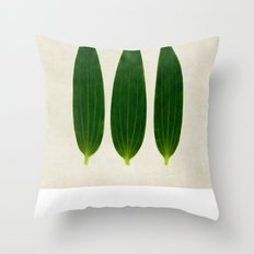 three of a kind 1 Throw Pillow