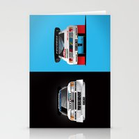Group B Edition, N.º1, Peugeot 205 T16 E2 Stationery Cards