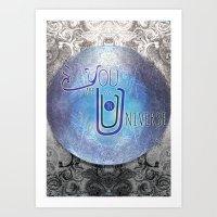 YoUniverse Art Print