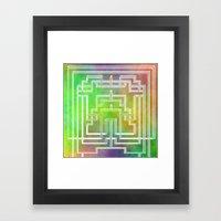 DEDALUS Framed Art Print
