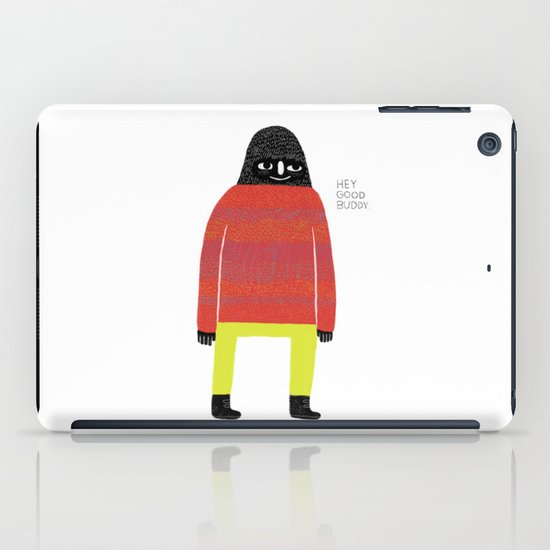 Good Buddy iPad Case