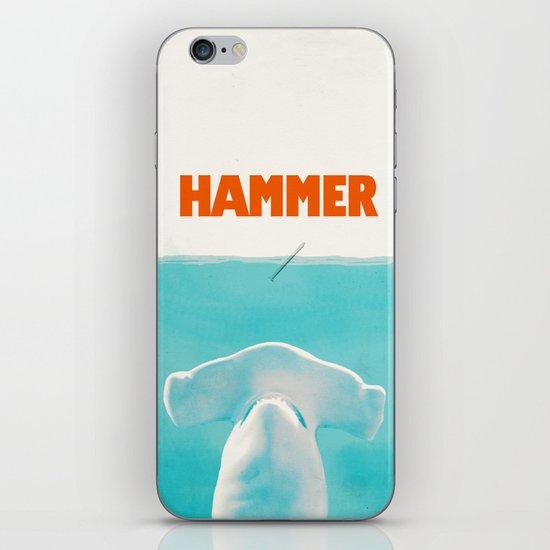Hammer iPhone & iPod Skin