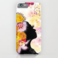 iPhone & iPod Case featuring Flower Child by Jenndalyn